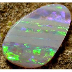 EXQUISITE OPAL SOLID FROM ALLAN RISE FIELD 0.90 CTS