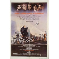 Cassandra Crossing Original 1 Sh Movie Poster 1976
