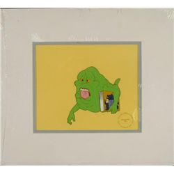 Real Ghost Busters Original Production Cel Slimer