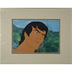 Tarzan Original Animation Production Cel Close-Up