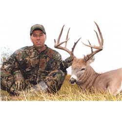 *Alberta – 6 Day – Purchaser's Choice – Whitetail, Moose or Black Bear Hunt for One Hunter