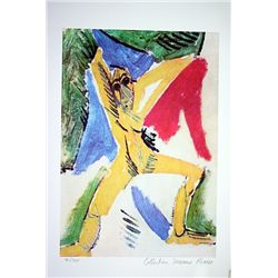 Picasso Limited Edition - Study For The Damselles Of Avignon - from Collection Domaine Picasso