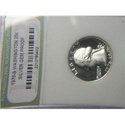 1976 S WASHINGTON QUARTER
