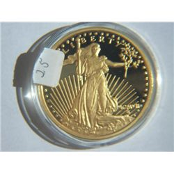 1907 GOLD COIN $20.00 COIN (copy)