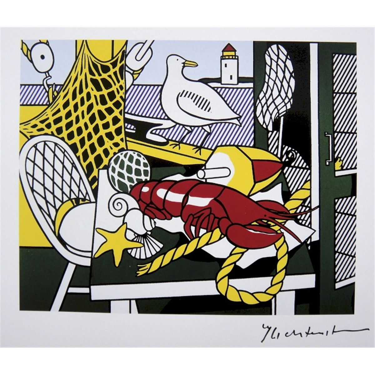 1000 images about roy lichtenstein on pinterest - Roy lichtenstein obras ...