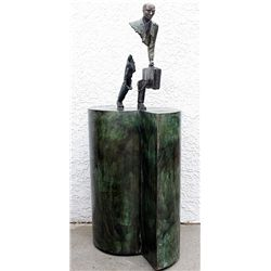 Alejandro Marquez Original Limited Edition Bronze - Working Man
