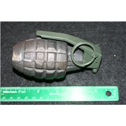 WWII Hand Grenade, disarmed