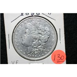 1896-O Silver Morgan $1, VF