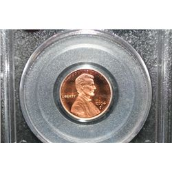 2004-S Lincoln penny, PCGS graded PR69RD DCAM