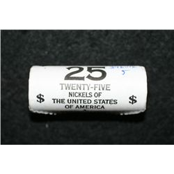 2005-P Westward Nickel, roll, UNC