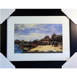 Pierre August Renoir  Limited Edition-Le Pont des Arts