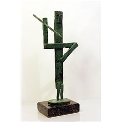 Pablo Picasso Original, limited Edition Bronze -HUNTER