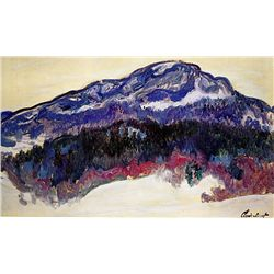 Mount Koisaas by Monet