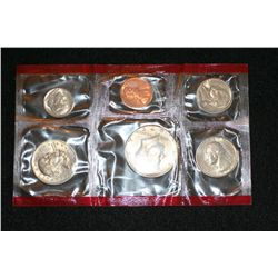 1979 US Mint Proof set, P&D mints, UNC