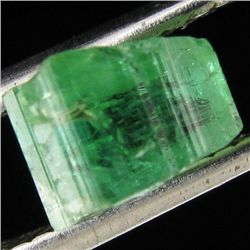 1.72ct Blue Green Cuprian Tourmaline Facet Rough  (GEM-24709D)