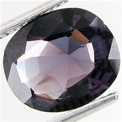 2.90ct Purple Natural Mined Spinel  (GEM-23190)