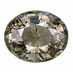 2.04ct Oval Cut Bi - Color Tourmaline (GEM-10450)