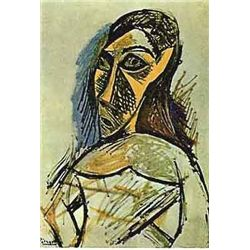 "Picasso ""Portrait Of Woman"""