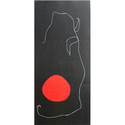 Joan Miro Original Lithograph 1961