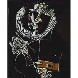 "Picasso ""In Black And Brown"""