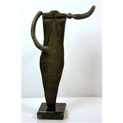 Rufino Tamayo  Original, limited Edition  Bronze - WOMAN