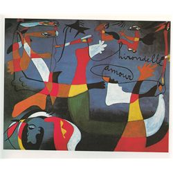 Shallow-Love - Miro - Limited Edition on Canvas