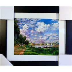 Claude Monet  Limited Edition-The Marina at Argenteuil