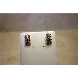 #73 - Tanzanite Earrings