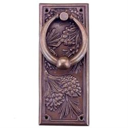Pinecone Doorknocker