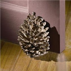Pinecone Door Stop