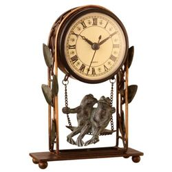 Frog Lovers Clock