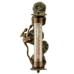 Frog Wall Mounted Thermometer