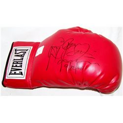 (4X The Bid)  Four Signed Everlast Boxing Gloves.