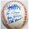 Seattle MarinersTeam Signed Baseball.