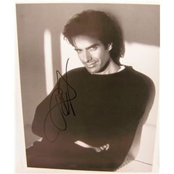 David Copperfield Signed Picture.