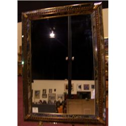 Framed Marbled Mirror 24T x 36 W