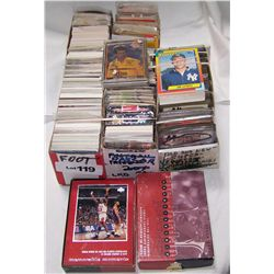 Assorted Sports Cards.