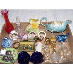 Assorted Collectibles as Shown.