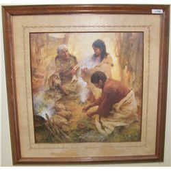 """Passing Into Womanhood"" by HOWARD TERPNING."