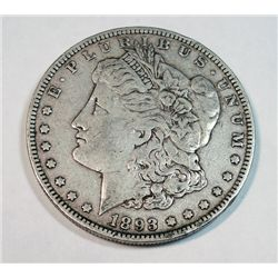 1893 Morgan $   VF/XF