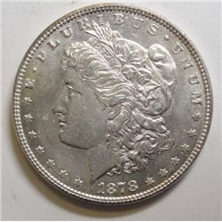 1878 7/8 Morgan $  MS62  STRONG