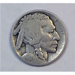 1914D Buffalo nickel  nice VG   GS bid = $88