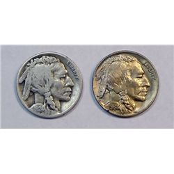 1924S Buffalo nickel  nice VG/F   Fine GS bid = $70
