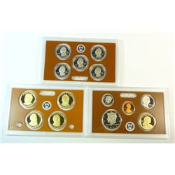 2011 U.S. Proof Set, nice original packaging.