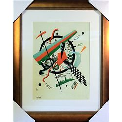 Wassily Kandinsky Limited Edition-Small World II