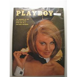 March 1967 Playboy