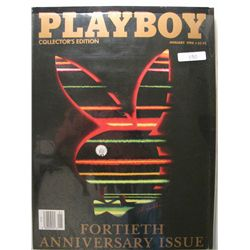 January 1994 Playboy; 45 Anniversary Issue
