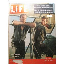 July 1956 Life magazine; What about Nixon?