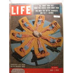 May 1956 Life Magazine; The need for Better Scientists and MIT's Answer