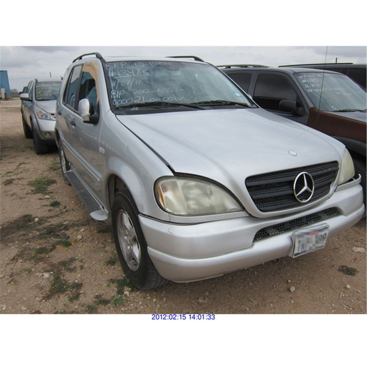 2001 mercedes benz ml320 rod robertson enterprises inc for 2001 mercedes benz ml320